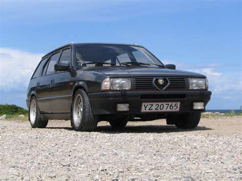1987 Alfa Romeo 33 Pictures 1987 Alfa Romeo 33 4x4