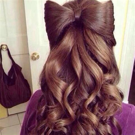 different hair bow styles vintage hairbow hairstyles for different looks