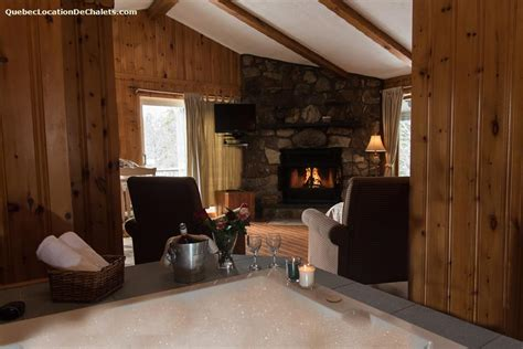 chalet chanteclair val david cottage rental qu 233 bec laurentides val david chalets chanteclair deluxe studio chalet id 3341
