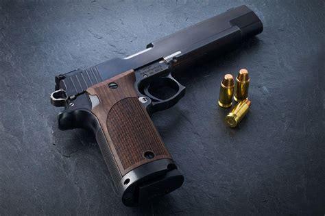 German Geiger GRP Roller Delayed Blowback Pistol -The ...
