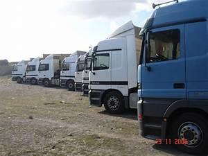 Road Cargo Transportation