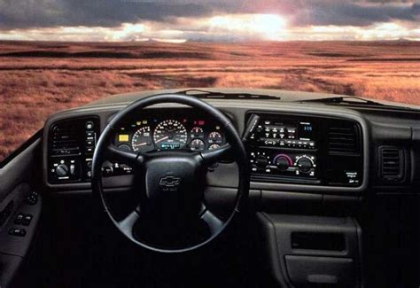 2003 Chevy Silverado Interior by 1999 2003 Chevrolet Silverado Top Speed