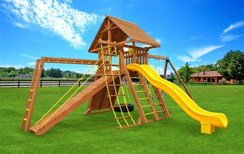 Swing Sets For Sale by Inspirations Beautiful Walmart Playsets Wood For Your