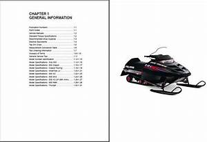 Bestseller  Polaris Snowmobile Service Manuals Free