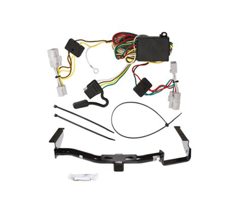 class 3 trailer hitch receiver wiring package for toyota highlander ebay