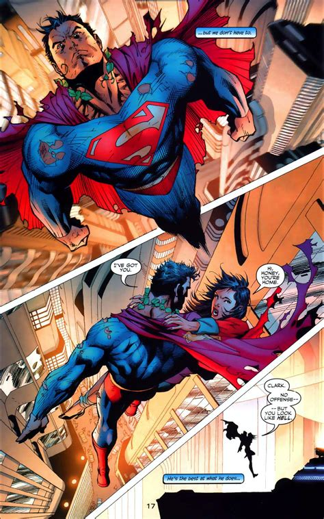 superman broke   poison ivys control comicnewbies