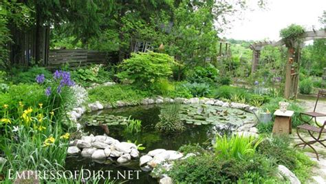 Small Backyard Pond Pictures by 20 Beautiful Backyard Pond Ideas For All Budgets Empress