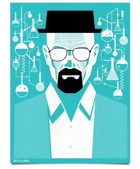 breaking bad poster breaking bad posters 187 iso50 the of hansen tycho iso50