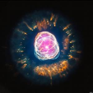 Planetary Nebula NGC 2392: The Radiant Death Of A Star ...