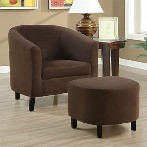 Brown arm chair sleeves yellow chairs at target popular for Small living room chairs sale