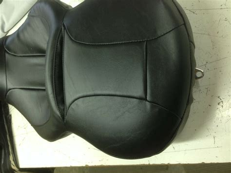 Hammock Motorcycle Seat by 2008 17 Harley Tour Hammock Seat Cover Replacement Seat