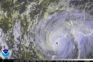 Hurricane Data Chart Images Of Hurricane Harvey Office Of Satellite And