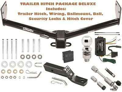 trailer hitch    honda element pkg deluxe  wiring