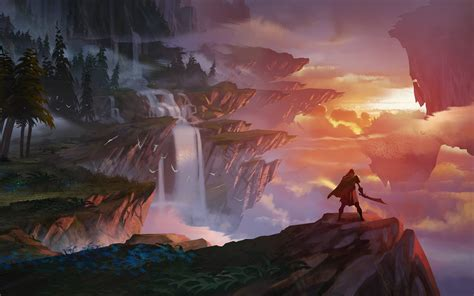 dauntless phoenix labs video game hd games  wallpapers