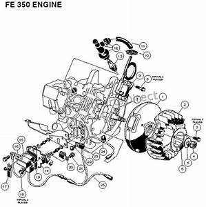 Club Car Kawasaki Engine Wiring Diagram