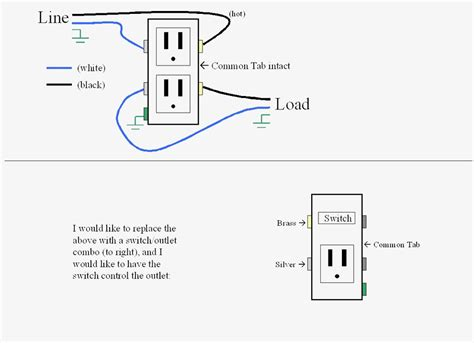 how to wire an attic electrical outlet and light duplex outlet wiring diagram wiring diagram with description