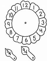 Clock Alarm Coloring Getdrawings sketch template
