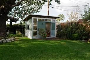 Backyard Office Shed