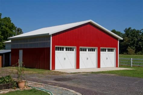 American Barn Steel Buildings For Sale