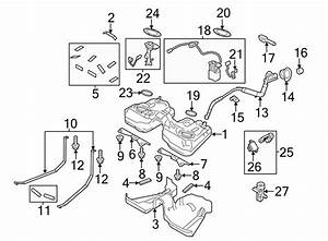2014 Ford Mustang Fuel Pump Driver Module