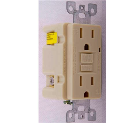 China Listed Ground Fault Circuit Interrupter