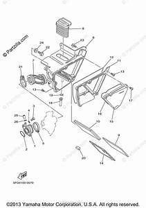 Yamaha Motorcycle 2003 Oem Parts Diagram For Intake