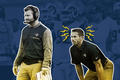 los angeles rams sean mcvay   super bowls worst accessory  ringer