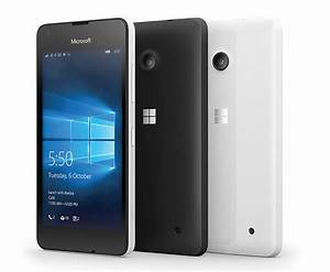 Microsoft Lumia 550 Price Review  Specifications Features
