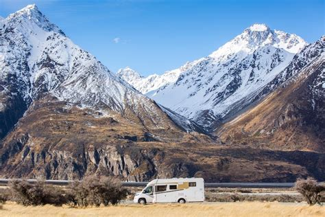 Motorhomes & Campervan Hire New Zealand   Wilderness
