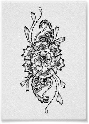 Bildergebnis für mandalas tattoo vorlage   Henna tattoo