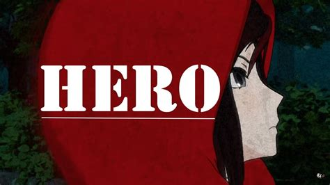ruby rose hero amv quot hero quot ruby rose rwby youtube