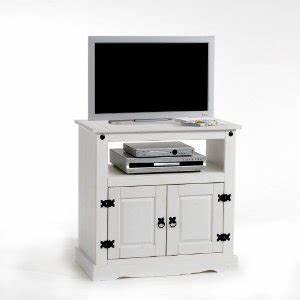 Meuble Tv Haut : meuble tv haut blanc ~ Teatrodelosmanantiales.com Idées de Décoration
