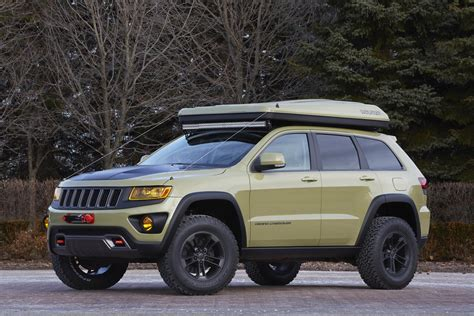 Expedition Time W The Grand Cherokee Overlander And Off