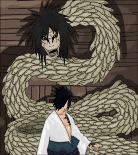 sasuke  orochimaru  indo