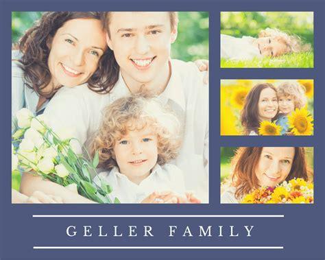 membuat kolase foto keluarga  contoh desain canva