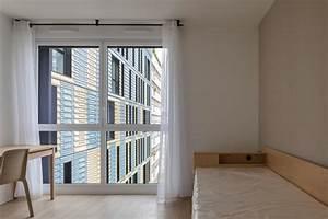 residence sociale de 173 logements et restaurant social With r sidence universitaire monod lyon
