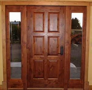 Refinish Exterior Best Solid Wood Door And Window With ...