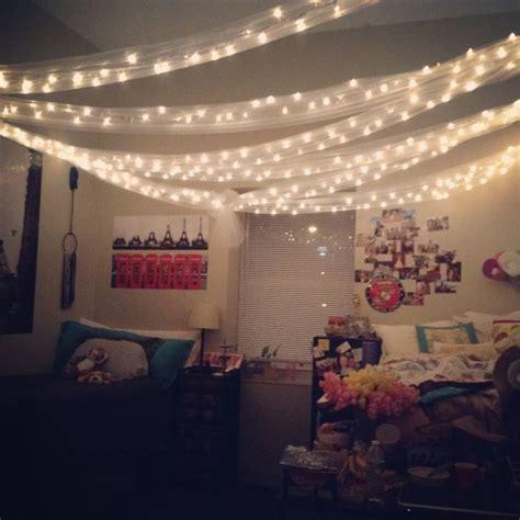 images  christmas lights bedroom  pinterest