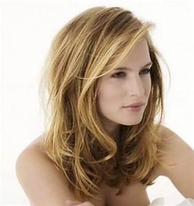 Coiffure Femme Mi Long : coiffure ete 2015 femme cheveux mi long ~ Melissatoandfro.com Idées de Décoration