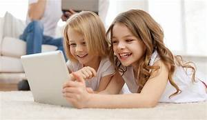 Computer and TV Screen Time for Children - How Much is Too ...