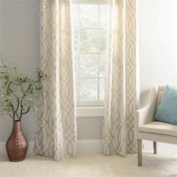 Living Room Curtain Idea