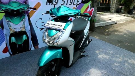 Yamaha Mio S 2019 by New Yamaha Mio S 2018