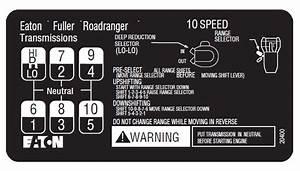 10 Speed Eaton Fuller Transmission  U0026 Genuine Eaton Fuller Parts