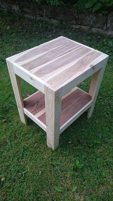 Small Garden Coffee Table • 1001 Pallets