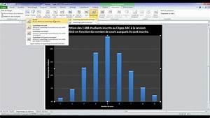 Diagramme En B U00e2tons Sous Excel 2010  Ou Excel 2007