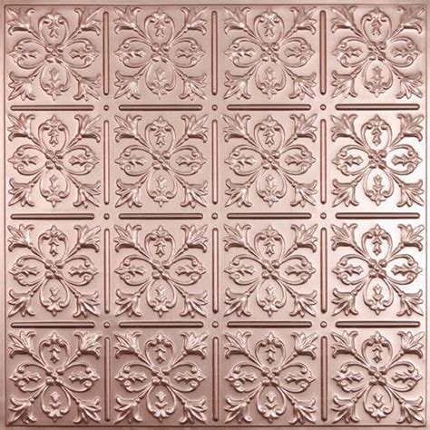 Ceilume Ceiling Tiles by Fleur De Lis Copper Ceiling Tiles