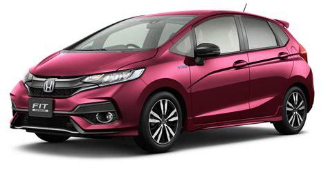 2018 Honda Fit  Jazz Reveals Itself On Japanese Website
