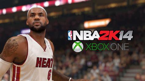 Nba2k14 Xbox One 1080 Hd Gameplay Youtube