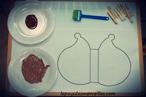 idee peinture cuisine hérisson pinces à linge le pays des merveilles
