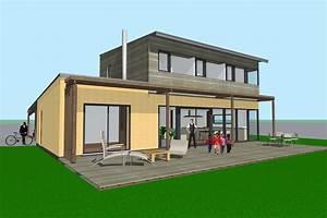 Maison Bioclimatique Passive : maison passive archives atelier architecture verte ~ Melissatoandfro.com Idées de Décoration